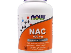 NAC (N-Acetylcystein)